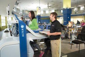 Alter G Treadmill at Tulsa Bone & Joint featured image