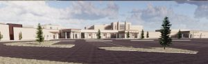 Union Pines location rendering